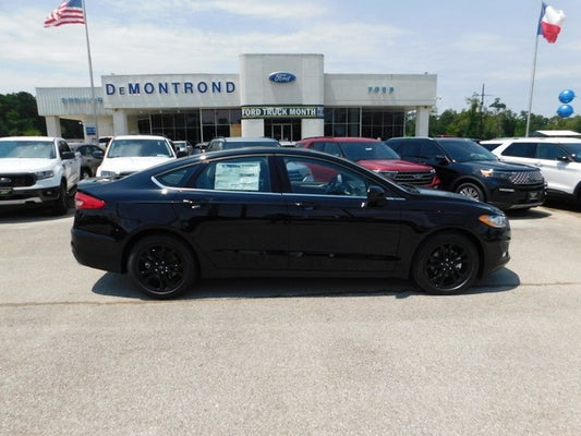 2020 ford fusion se in cleveland tx houston ford fusion demontrond ford 2020 ford fusion se